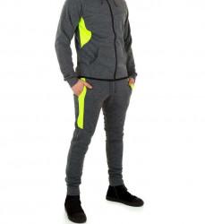 Pánska tepláková súprava Fashion Šport Q4099 #3