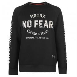 Pánska voĺnočasová mikina No Fear J5597
