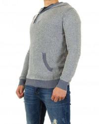 Pánska voĺnočasová mikina Y.Two Jeans Q3277