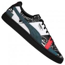 Pánska voĺnočasová obuv PUMA D2048