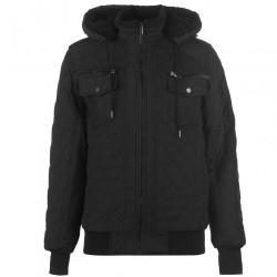 Pánska zimná bunda Fabric H7941