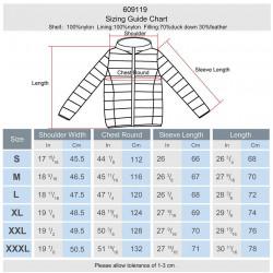 Pánska zimná bunda Lee Cooper H7337 #7