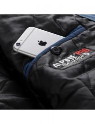 Pánska zimná bunda s membránou ptx Alpine Pro K3370 #3