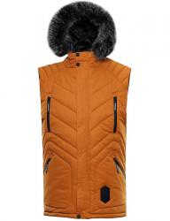 Pánska zimná vesta s membránou Alpine Pro K3463