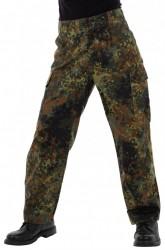 Pánske army nohavice nemeckej armády V0688