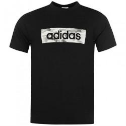 Pánske bavlnené tričko Adidas J5735