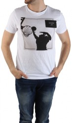 Pánske bavlnené tričko Eight2nine X8760