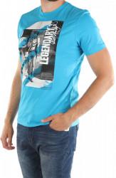 Pánske bavlnené tričko Puma A0486