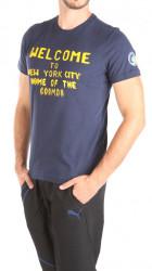 Pánske bavlnené tričko Umbro W0705