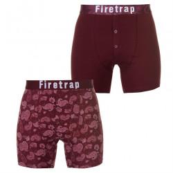 Pánske boxerky Firetrap J4590