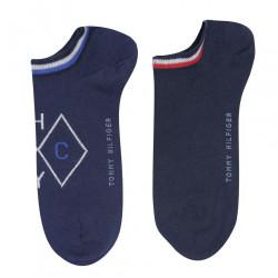 Pánske členkové ponožky Tommy Hilfiger J5947