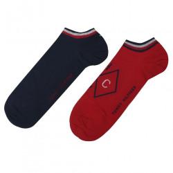 Pánske členkové ponožky Tommy Hilfiger J5949