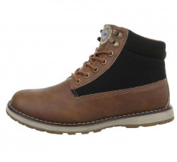 Pánske členkové topánky Q3773