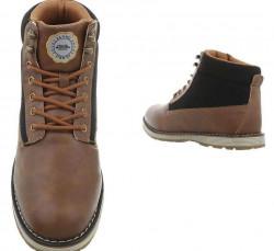 Pánske členkové topánky Q3773 #2