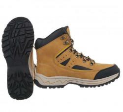 Pánske členkové topánky Q3774 #1