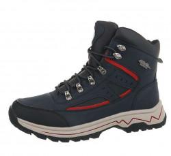 Pánske členkové topánky Q3775