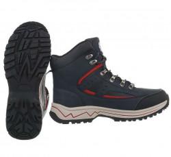Pánske členkové topánky Q3775 #1