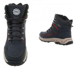 Pánske členkové topánky Q3775 #2