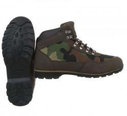 Pánske členkové topánky Q3776 #1