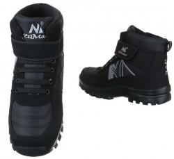 Pánske členkové topánky Q3781 #2