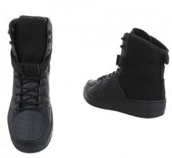 Pánske členkové topánky Q3783 #2