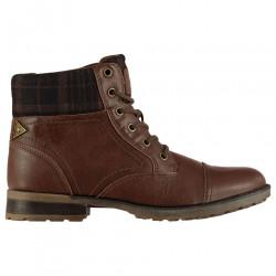 Pánske členkové topánky Soviet H8028