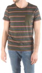 Pánske farebné tričko Tom Tailor W2036