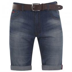 Pánske jeansové kraťasy Lee Cooper J4959