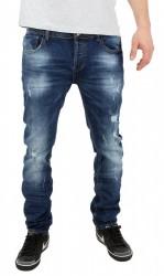 Pánske jeansové nohavice Black Ace Q0003