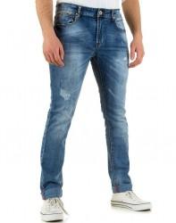 Pánske jeansové nohavice Black Ace Q0276