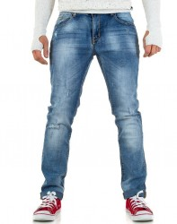 Pánske jeansové nohavice Black Ace Q0292
