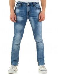 Pánske jeansové nohavice Black Ace Q0298