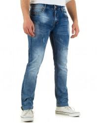 Pánske jeansové nohavice Black Ace Q0299
