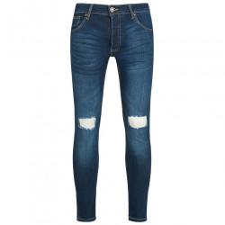 Pánske jeansové nohavice BRAVE SOUL D1413