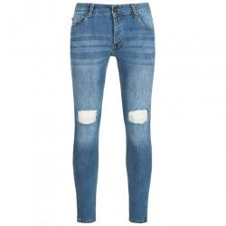 Pánske jeansové nohavice BRAVE SOUL D1416