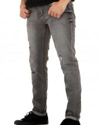 Pánske jeansové nohavice Q6333