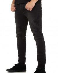 Pánske jeansové nohavice Q6334