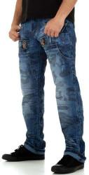 Pánske jeansové nohavice Q6336