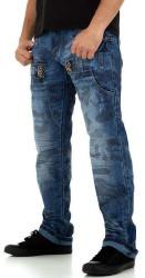 Pánske jeansové nohavice Q6337