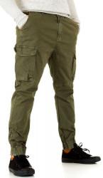 Pánske jeansové nohavice Q6748