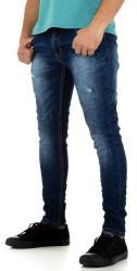 Pánske jeansové nohavice Q6760
