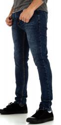 Pánske jeansové nohavice Q6761