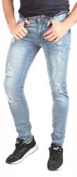 Pánske jeansové nohavice Sky Rebel W1346