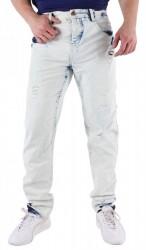 Pánske jeansové nohavice Sublevel U5107