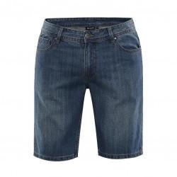 Pánske jeansové šortky Alpine Pro K0790
