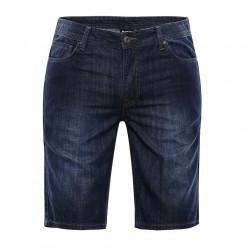 Pánske jeansové šortky Alpine Pro K1123