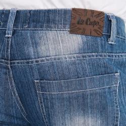 Pánske jeansové šortky Lee Cooper J4745 #4