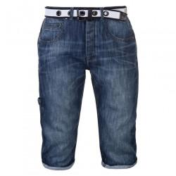 Pánske jeansové šortky No Fear H8471