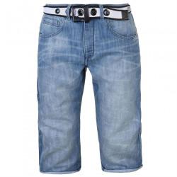 Pánske jeansové šortky No Fear H8472