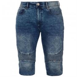 Pánske jeansové šortky No Fear H8474